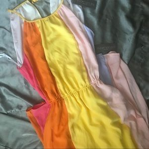 Multiple Color Dress from New York & Company